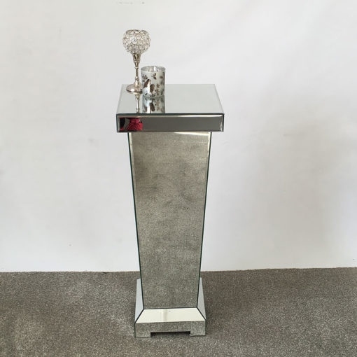 Classic Mirror Medium Mirrored Display Pedestal