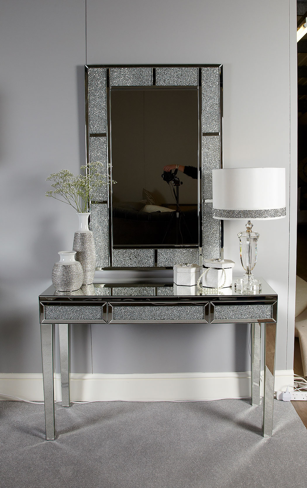 Diamond Glitz Dressing Table Inspiration