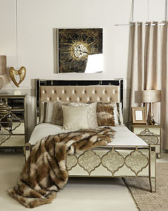 Sahara bedroom inspiration
