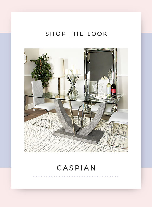Caspian Dining Room Inspiration