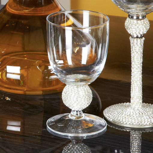 Diamond Glitz Tumbler With Diamante Ball