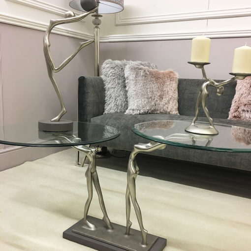 Florence Double Candle Holder