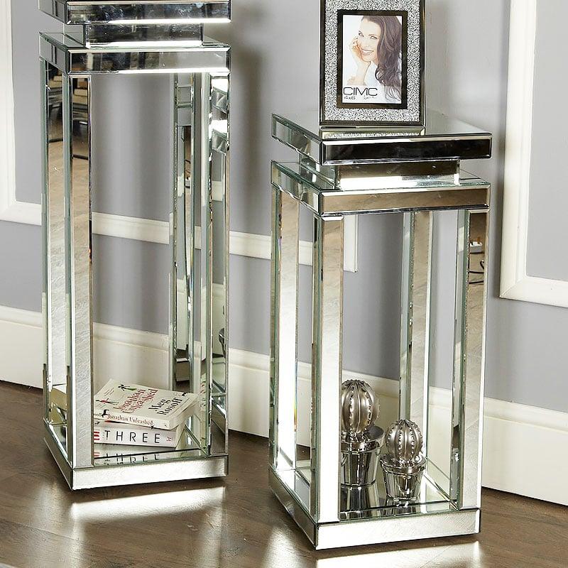Silver Tv Stand Decor