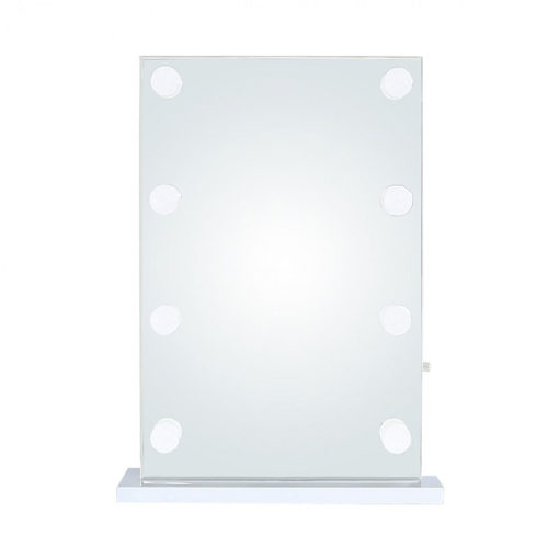 Hollywood Dressing Table Vanity Mirror With 8 Dimmable LED Light Bulbs